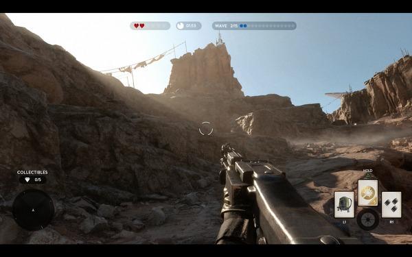 star wars battlefront film grain 200