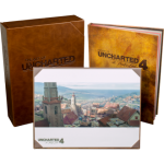 uncharted 4- a thief's end art book