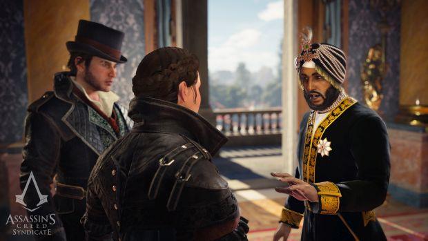 Assassin's Creed Syndicate_The Last Maharaja