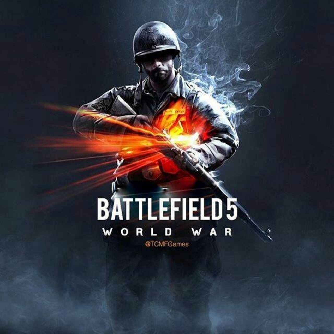 Battlefield 5 Test art