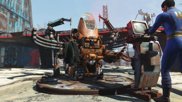 Fallout 4 Automatron DLC Cheat Codes: Get Your Robot Parts Quickly