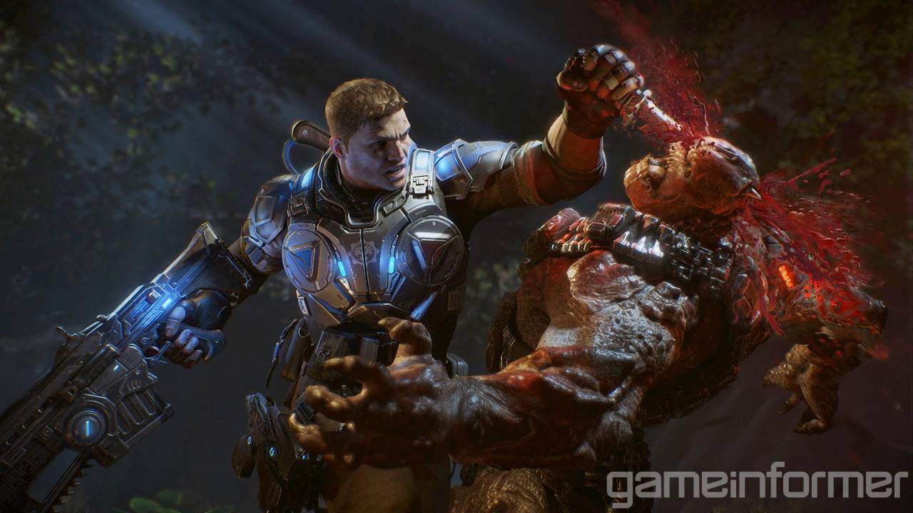 Gears of War 4-1