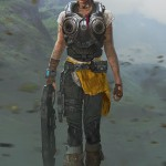 Gears of War Diaz