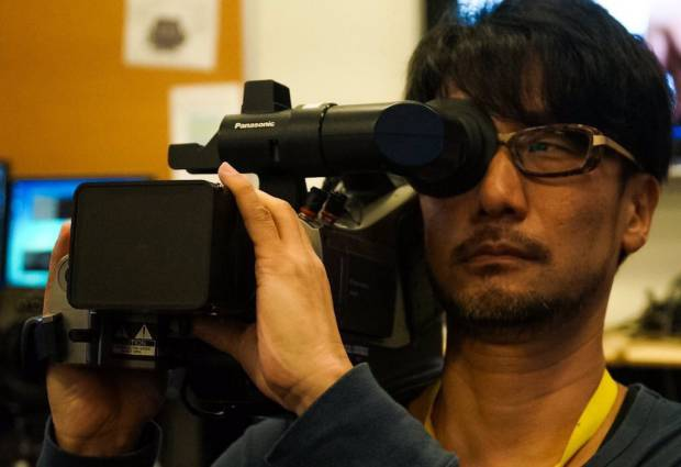 Kojima-Performance-Capture
