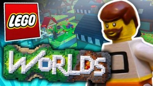 Lego Worlds Guide: Building Tools, Character Creation, Tools, Rank Up, Free Build And More