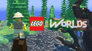 Lego Worlds – All Worlds, Props, and Biomes