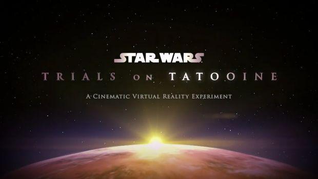 Star Wars Trials of Tatooine