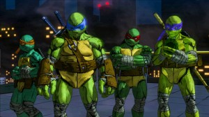 Teenage Mutant Ninja Turtles Walkthrough With Ending