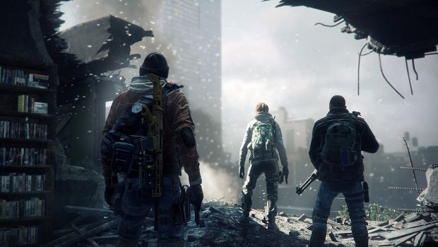 Tom Clancy's The Division_Falcon Lost