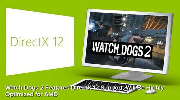 Watch Dogs 2_DX12_AMD