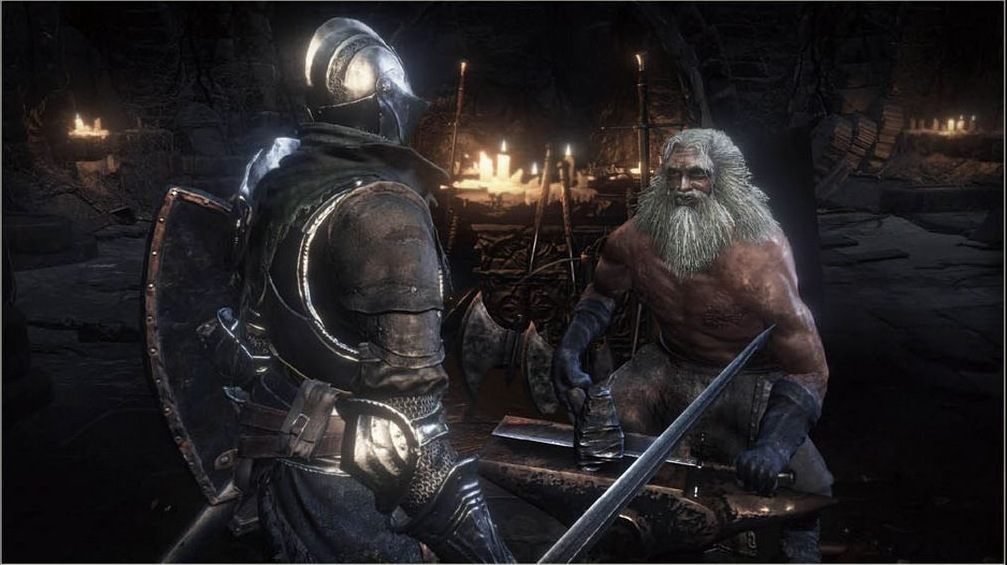 15 Dark Souls 3 Gameplay Secrets, Tips And Things You Didn't Notice