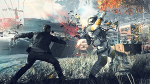 Quantum Break Review – Running Into Time