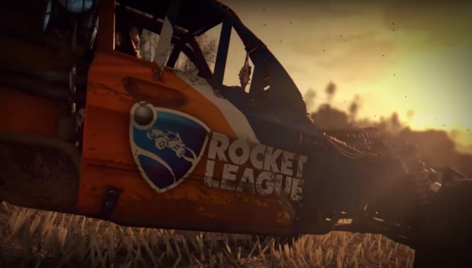 rocket league dying light