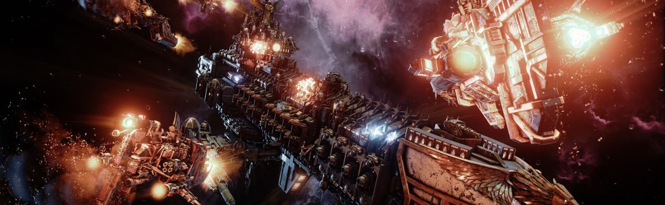 Battlefleet Gothic: Armada Review – Cathedral of Rust