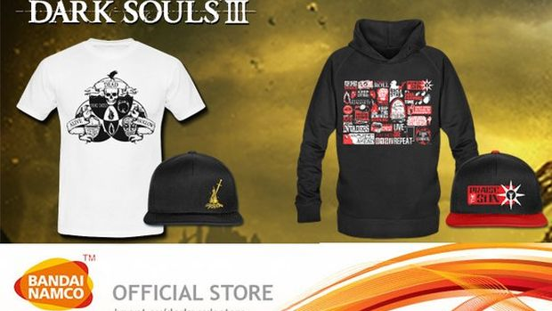 Dark Souls 3 clothing