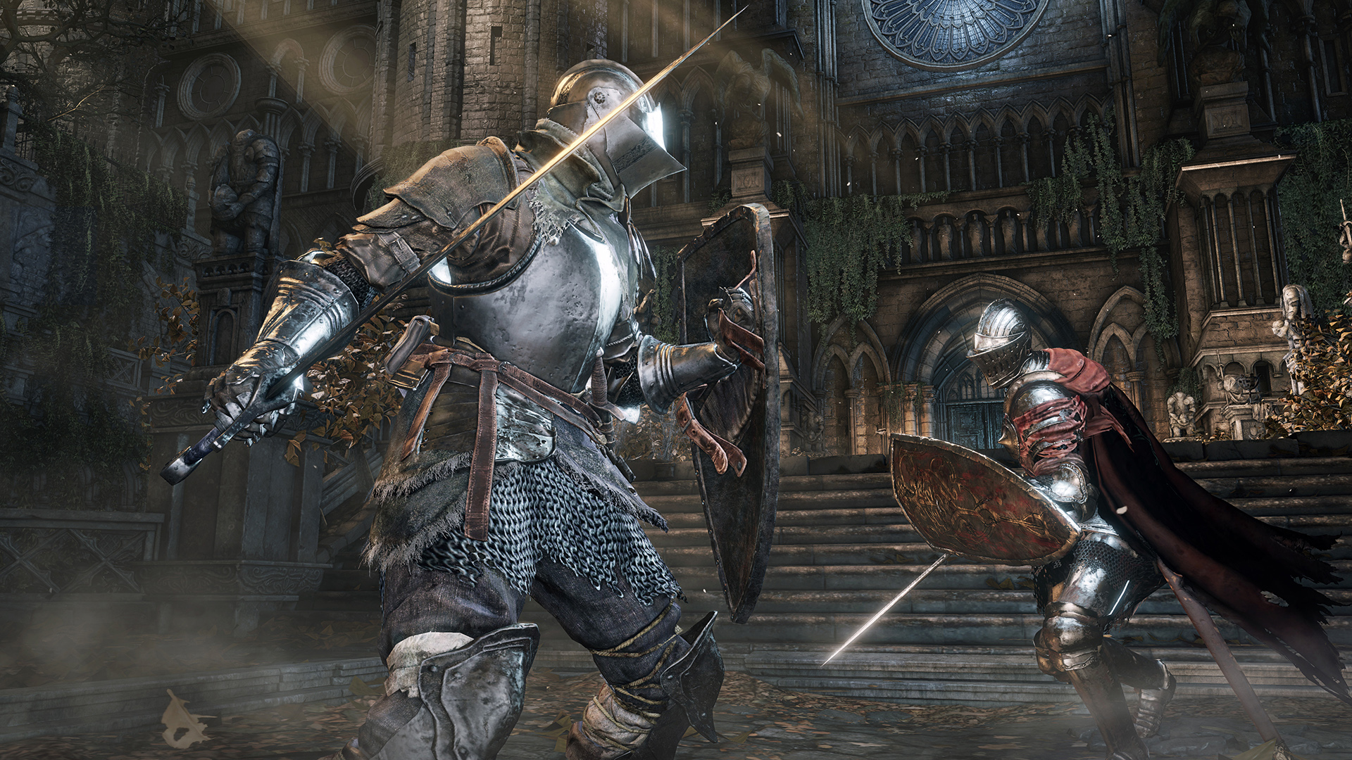 Dark Souls 3 PC Release Plagued With Crashes