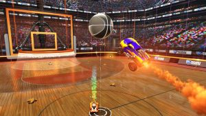 Rocket League Developers 'Evaluating' Nintendo Switch Version