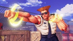 Street Fighter 5: Guile Coming To The Roster Later This Month