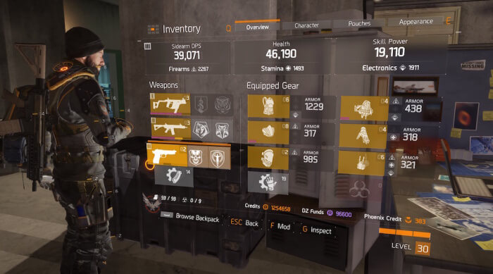 The Division_High End