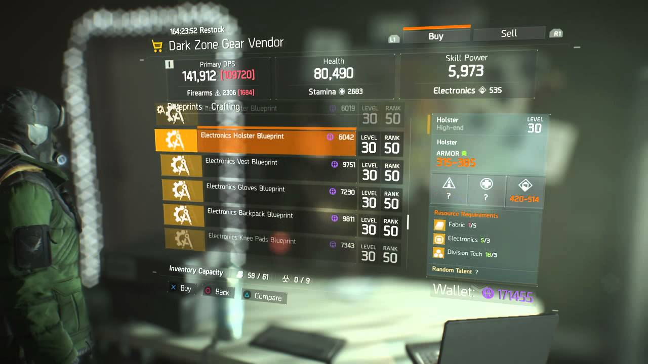 Tom Clancy's The Division_crafting_02