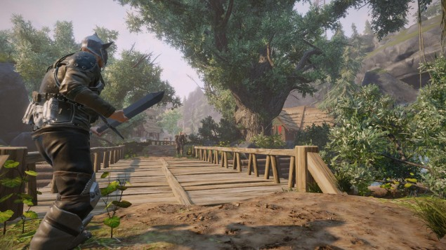 Gothic and Risen Developers' New Game ELEX Gets New Screenshots
