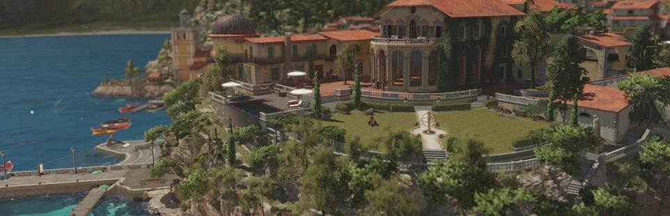 Hitman Episode Two: Sapienza Review – Return To The Open