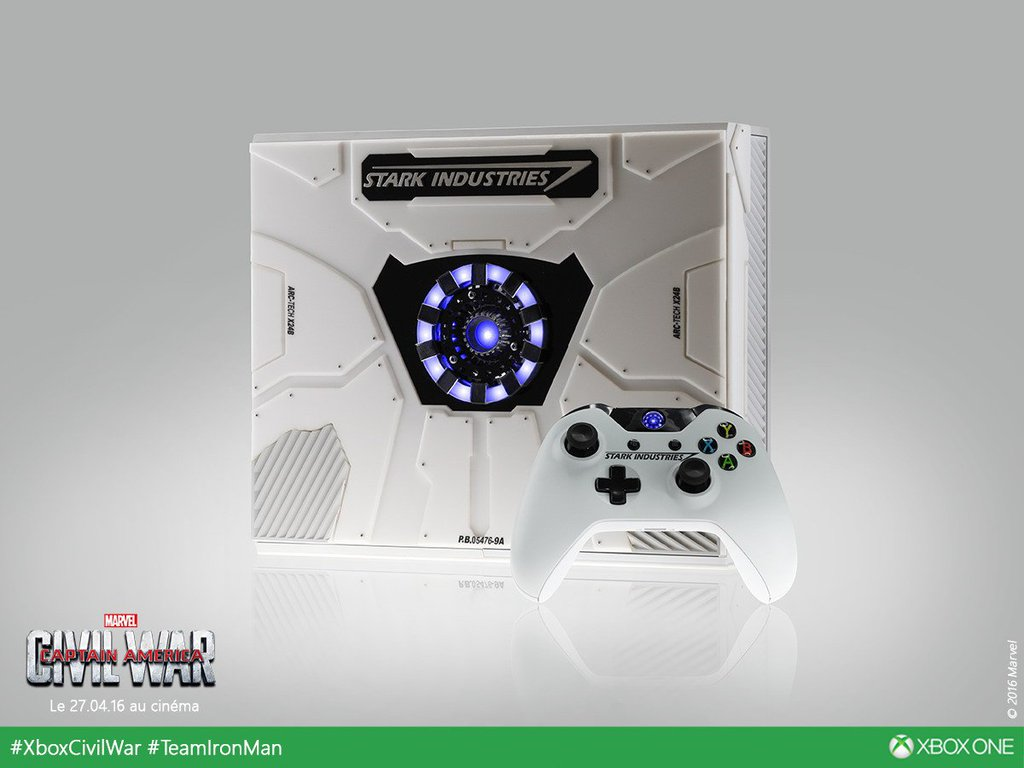 iron man xbox one