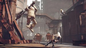 Nier Automata Steam Release Won't Be Long Now, Android System Detailed