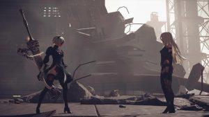 NieR Automata Trailer Announces Western Release Date
