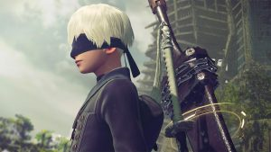 NieR Automata New Video Shows Off Gameplay; Gravity Rush 2 Crossover Costume Announced