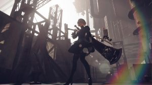 NieR Automata Gets More New Screenshots