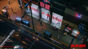 Ruiner Is A New Anime Inspired Shooter By Devolver Digital