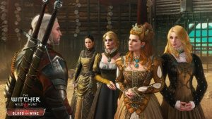 The Witcher 3 Blood And Wine Interview: Geralt's Final Quest