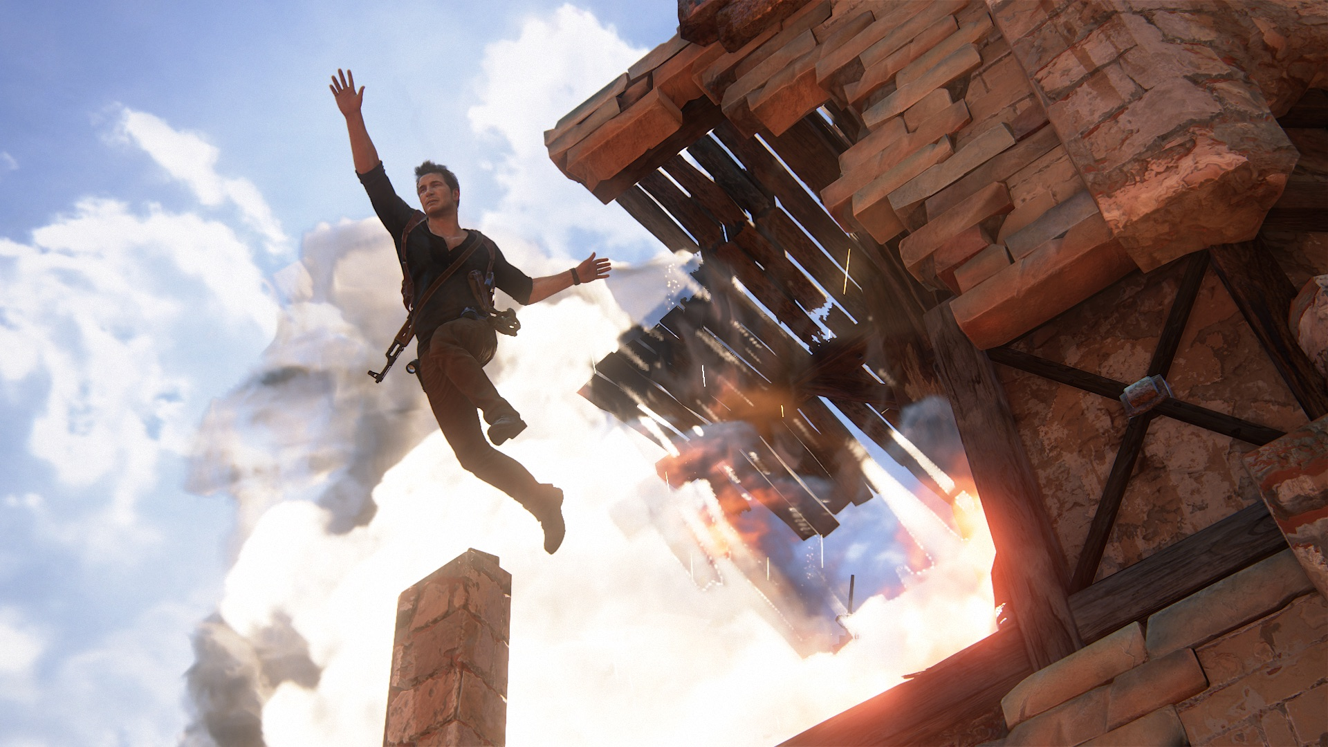 uncharted release date trailer watch gameplay preview