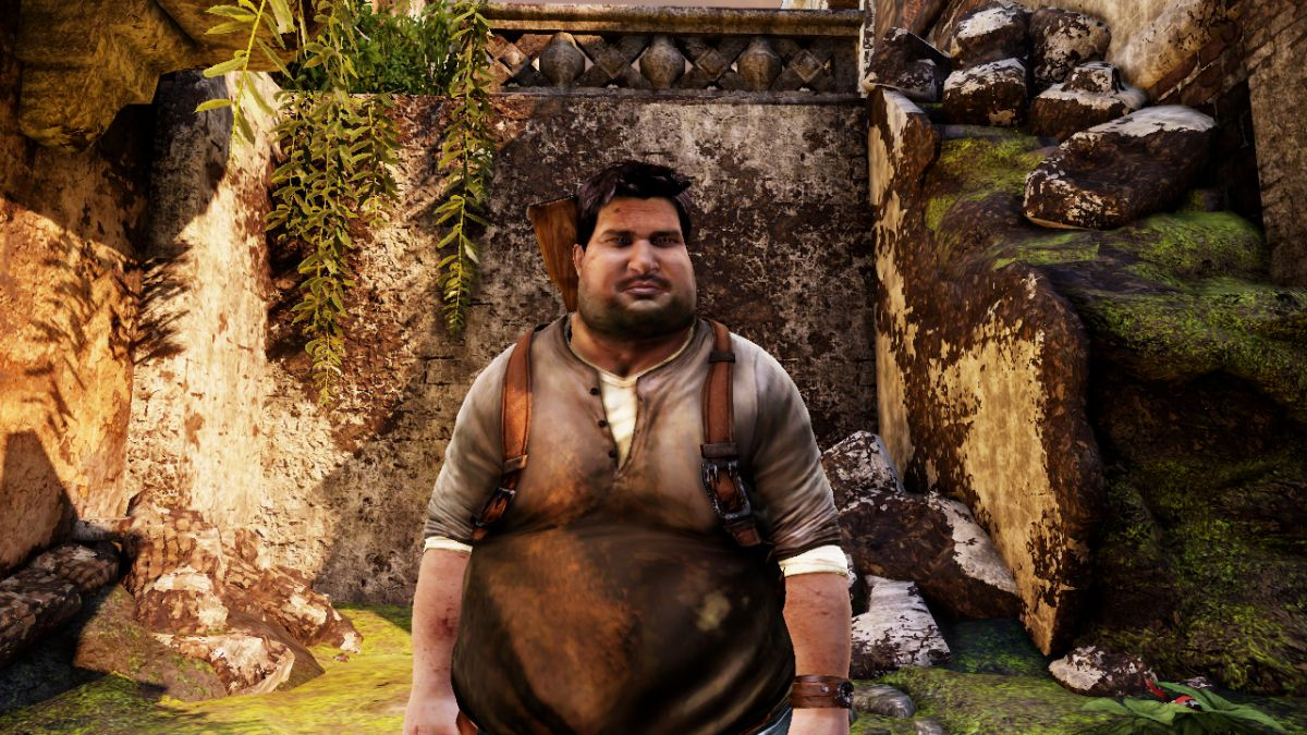 uncharted 4 donut drake