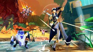 Battleborn Receives First Paid Story Pack, New Multiplayer DLC