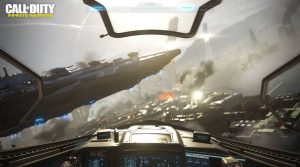 Call of Duty Infinite Warfare Gameplay Takes You From Earth to Space