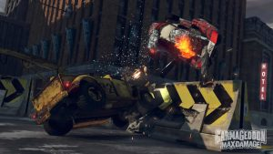 Carmageddon Max Damage Interview: Round Two of Pedestrian Slaughter