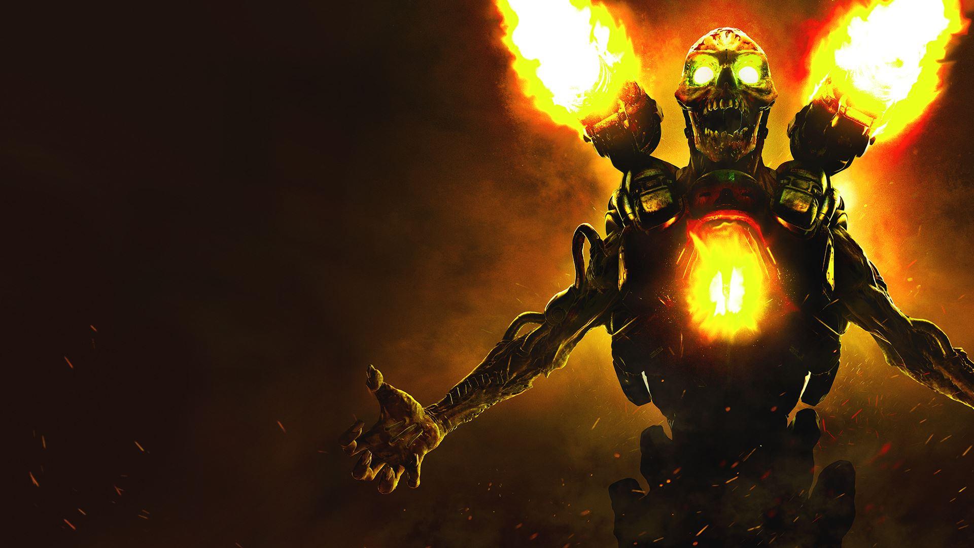 Doom ps4 прохождение