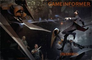 Dishonored 2 Featured On June Issue of Game Informer