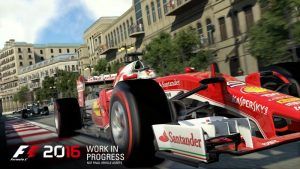 F1 2016 New Information: Career Mode, Weather and Physics, Aggressive AI, and More