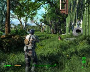 Fallout 4 Mod Makes Grass Greener, Skies Bluer
