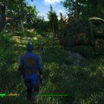 Fallout 4 green grass