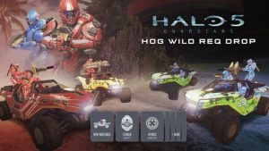 Halo 5 Hog Wild Update Arriving on May 31st, Warzone Changes Revealed