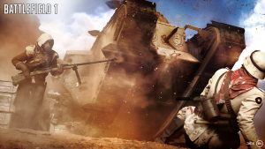 Battlefield 1 Launching With Nine Multiplayer Maps, Six Modes