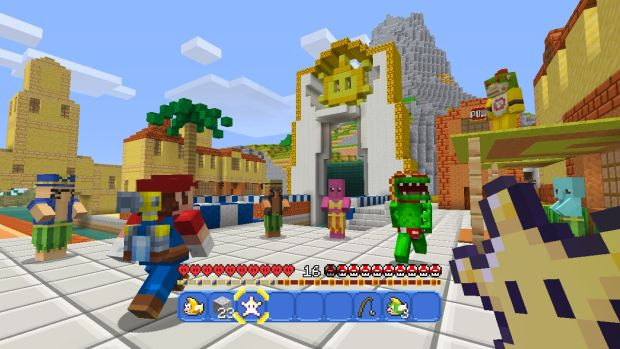 Minecraft_Super Mario Mashup Pack
