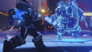 Overwatch Mei's Total Mayhem Glitch Lets Players Build Ice Walls
