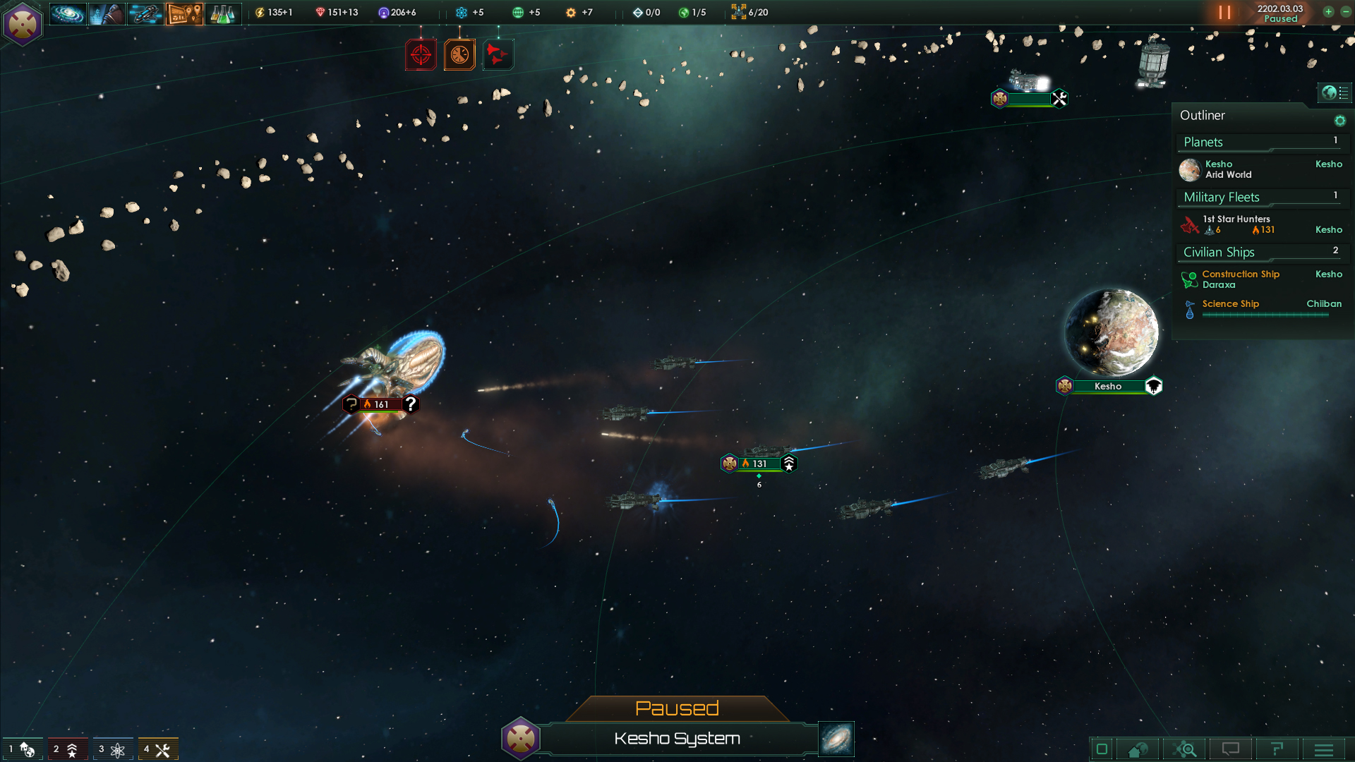 stellaris how to play early aggro