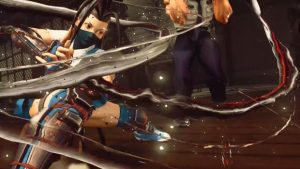 Street Fighter 5's Ibuki Arriving With Story Mode by June End