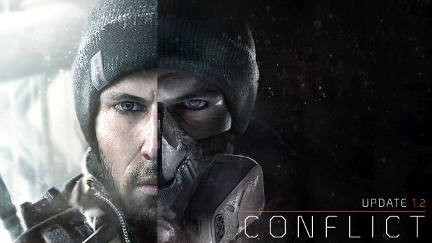 The Division_Conflict